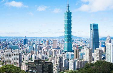 Teereise nach Taiwan