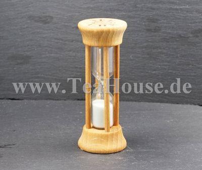 Sand Uhr natur Holz