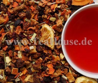 BUNTES FRÜCHTCHEN natürliches Aroma - Magenmild