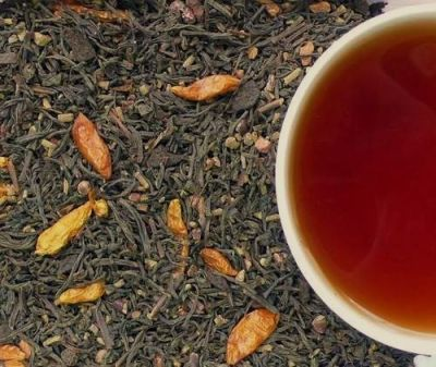 RED CHILLI CHAI