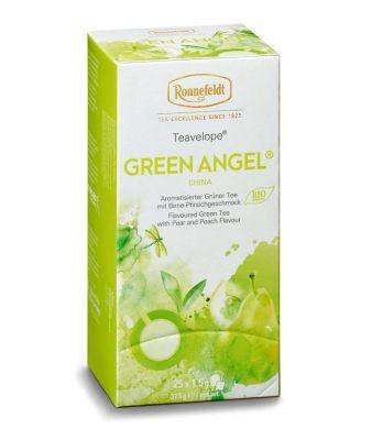 GREEN ANGEL GRÜNTEE BIO - Ronnefeldt - Tassenbeutel