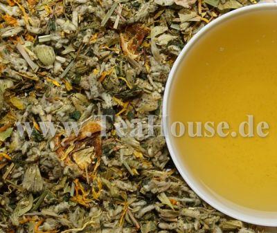 GRIECHISCHER BERGTEE ORANGE - Bio - natürl. Aroma