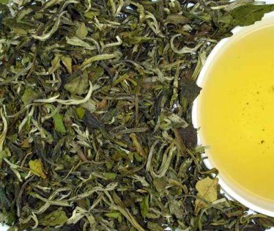 MÜNCHNER BÜROTEE - Weisser/Grüner Tee
