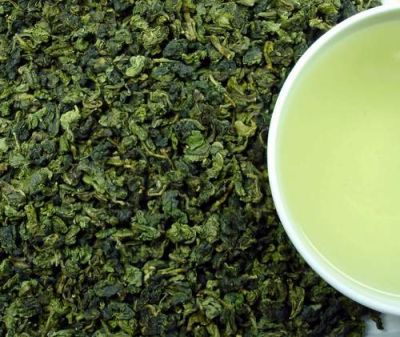 China MILCH OOLONG - Grüner Oolong