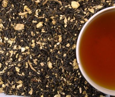 INGWER Spezial - Ohne Aroma