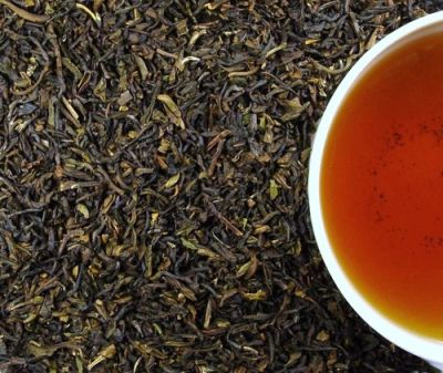 TIPPY GOLDEN DARJEELING EARL GREY