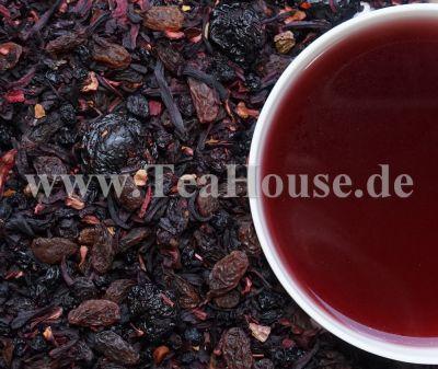 CHERRY CHILI - Früchte Tee - natürl. Aroma