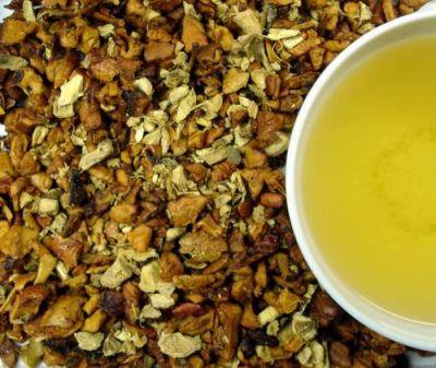 INGWER APFEL - Früchtetee ohne Aroma