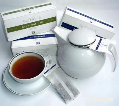 ENGLISH BREAKFAST TEA - Althaus - Grandpack