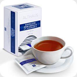 ENGLISH BREAKFAST TEA - Althaus - Tassenbeutel