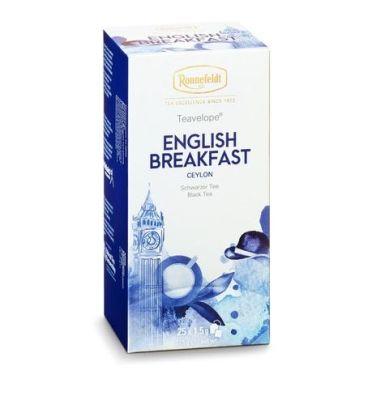 ENGLISH BREAKFAST - Ronnefeldt - Tassenbeutel