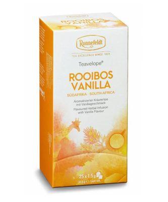 ROOIBOS VANILLE - Ronnefeldt - Teavelope