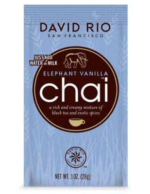 ELEPHANT VANILLA - David Rio