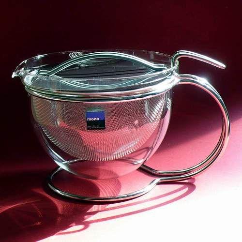 mono filio Ersatzsieb für Teekanne