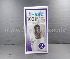 PAPIERFILTER t-sac 2
