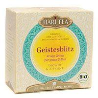HARI Tee Geistesblitz - Bio -