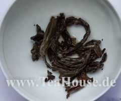 China Wuyi Da HONG PAO OOLONG FELSENTEE
