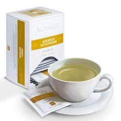 GREEN GINSENG - Althaus - Tassenbeutel
