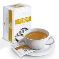 ROOIBOS STRAWBERRY CREAM - Althaus - Tassenbeutel