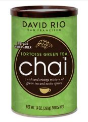 TORTOISE GREEN TEA CHAI - David Rio - Dose