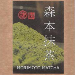 MORIMOTO MATCHA - Pulvertee - BIO