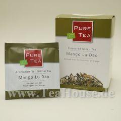 MANGO - Lu Dao - Pyramidenbeutel BIO