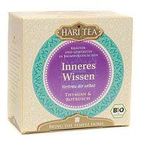 HARI Tee Inneres Wissen - Bio -