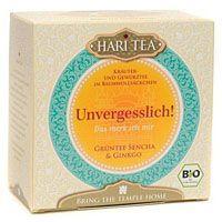 HARI Tee Unvergesslich - Bio -
