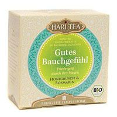 HARI Tee Gutes Bauchgefühl - Bio -