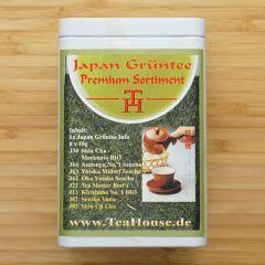 JAPAN GRÜNTEE PREMIUM Probier Sortiment