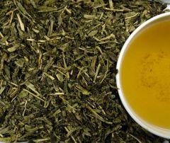 Entcoff. CHINA SENCHA BIO Grüner Tee