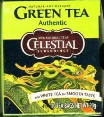 GREEN TEA with White Tea - AUTENTIC