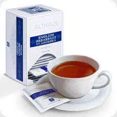 ENGLISH BREAKFAST TEA - Althaus - Tassenbeutel