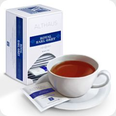 EARL GREY ROYAL - Althaus - Tassenbeutel