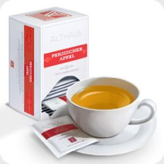PERSISCHER APFELTEE - Althaus - Tassenbeutel