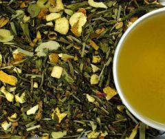 WHITE ANGEL - Weisser/Grüner Tee
